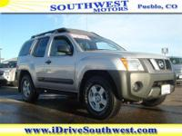 This vehicle is absolutely gorgeous! This Nissan Xterra