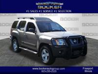 This 2006 Nissan Xterra SE is a great option for folks