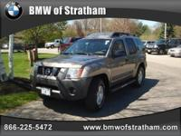 Ira BMW presents this CARFAX 1 Owner 2006 NISSAN XTERRA