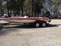 2006 Nitro 898 Single Console200 Mercury Optimax