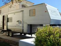 2006 Nomad Lite M-245-LF 5th Wheel. 2006 Nomad Lite