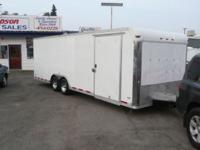 2006 Pace Shadow Enclosed Trailer - 8.5x24 Standard