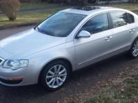 I have a 2006 VW Passat 2.0T for sale. 99,000 miles.
