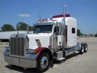 2006 Peterbilt 379 Cat.C15 / 18 Speed  - Aluminum Body