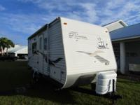For sale is this 2006 Pilgrim Travel Trailer. 18' ft.