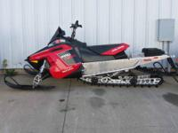 2006 Polaris RMK 900 151 $4,699.00 - 2366 miles Stock