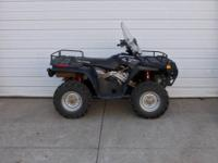 2006 Polaris Sportsman 800 EFI 4x4 is in good condition