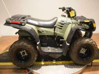 Make: Polaris Year: 2006 Condition: Used 90cc grerat