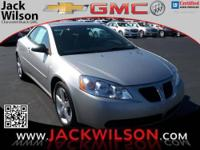 3.5L V6 SFI. Hurry in! Join us at Jack Wilson Buick