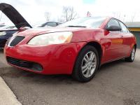 Options:  2006 Pontiac G6 Base 4Dr Sedan