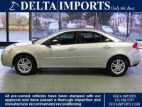 Options Included: N/A2006 Pontiac G6 Sedan finished in