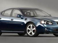 Options:  2006 Pontiac Grand Prix Sedan|4-Speed