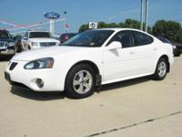 Options Included: N/A2006 Pontiac Grand Prix/ Sedan/