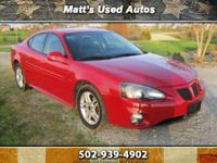 2006 Pontiac Grand Prix GT, Affordable, Dependable,