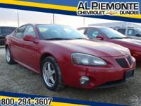 This 2006 Pontiac Grand Prix has a great looking