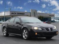 2006 Pontiac Grand Prix 150 POINT INSPECTION, IN THE