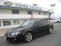 LOCAL TRADE IN SUNROOF HEATED LEATHER GXP WITH V8 POWER