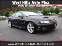 GTO 2D COUPE  Options:  Abs Brakes (4-Wheel)|Air