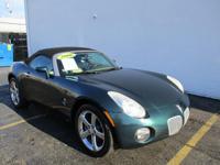Options:  2006 Pontiac Solstice 2D