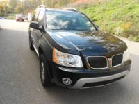 2006 Pontiac Torrent Black with only 61,000 miles. A