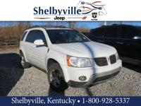2006 Pontiac Torrent FWD 5-Speed Automatic Electronic