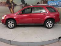 Recent Arrival! 2006 Pontiac Torrent Base Fever Red