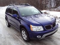 Exterior Color: blue streak metallic, Body: AWD 4dr