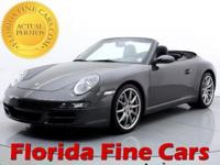 Carrera S trim. LOW MILES - 37,350! Leather Interior,