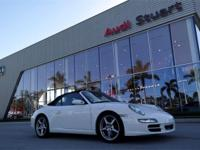 Carrera White 2006 Porsche 911 Carrera RWD 5-Speed