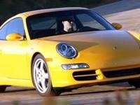 911 Carrera, 2D Coupe, 3.6L H6 SMPI DOHC 325 hp,