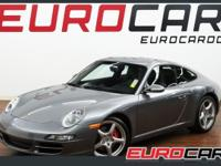 FEATURED: 2009 Porsche 911 Carrera S Seal Gray Metallic