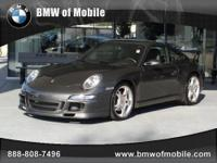 BMW of Mobile presents this 2006 PORSCHE 911 2DR CPE