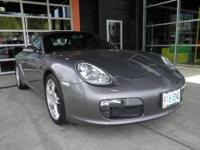 Boxster trim. ONLY 28,823 Miles! FUEL EFFICIENT 29 MPG