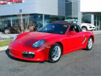 2006 PORSCHE Boxster Power Comfort Seats with Driver