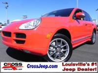 Local NEW Jeep Trade IN! Cayenne S! NAVIGATION!! All