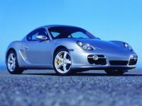 2006 Porsche Cayman with only 76325 on the odometer,