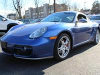 This outstanding example of a 2006 Porsche Cayman S is