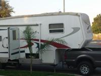 2006 Potomac Liberty 5th Wheel Trailer 28ft. It's in