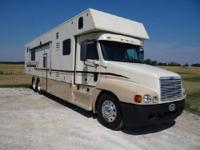 In Excellent condition, Powered by a 435 HP Detroit,