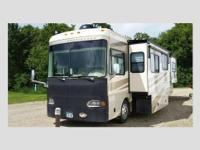 39' 350 cat pusher- Allison 6 speed auto tran-engine