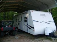 2006 R Vision Trail Sport Travel Trailer. Camper is