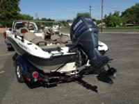 2006 Ranger Reata 1750 VS Fishing Boat with:-Yamaha