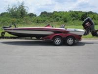 Powered by a Yamaha 250 Vmax HPDI outboard engine, with