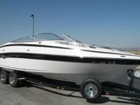2006 Reinell 246 LSE Open Bow, Equipped With A Volvo