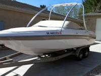 This beautiful 2301se ski boat is in great shape.