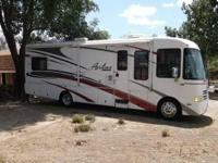 This is a great Motorhome with 2 power slide outs and