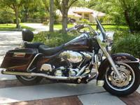 2006 HARLEY DAVIDSON ROAD KING  * FULLY CUSTOMIZED