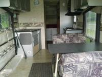 We are selling our 2006 Toy hauler, trailer is in good