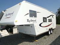 2006 Rockwood 2320 FIFTH WHEEL! 2006 ROCKWOOD 2320 23