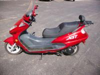 2006 Roketa NST 250 Used 2006 NST Scooter This is a